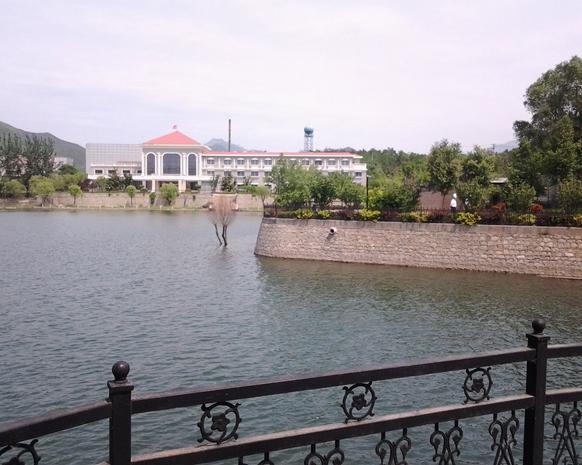 怀柔雁栖山庄酒店